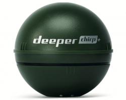 deeper chirp karpervissen