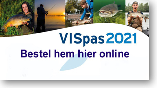 VISpas 2021 nú te bestellen voor nieuwe leden
