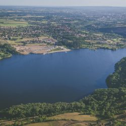 Lac de Villerest