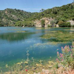 Lac Sainte Suzanne