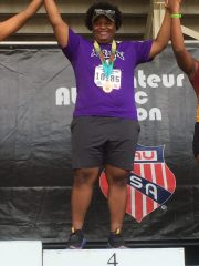 Samariae 4th Place Shot Put