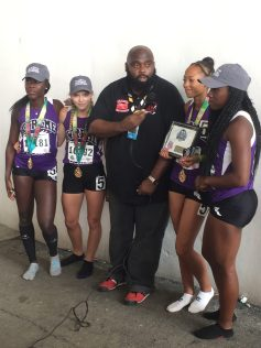 17-18 Young Women National Championship 4X4
