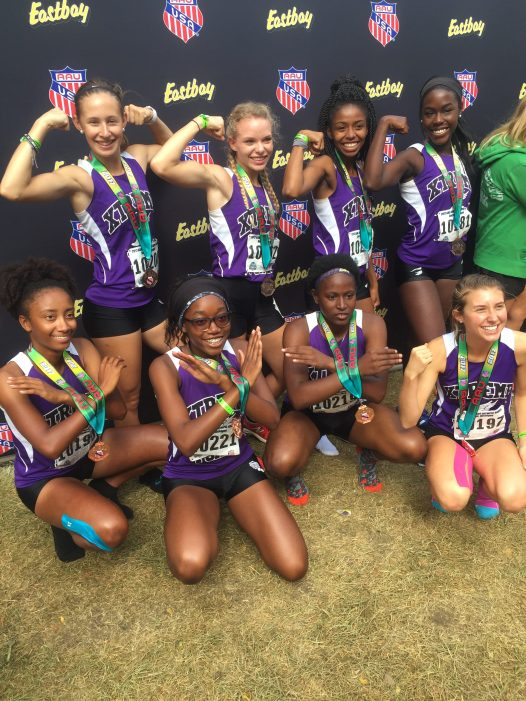 17-18 Young Women 4x8 Both Teams 3rd & 7th Place