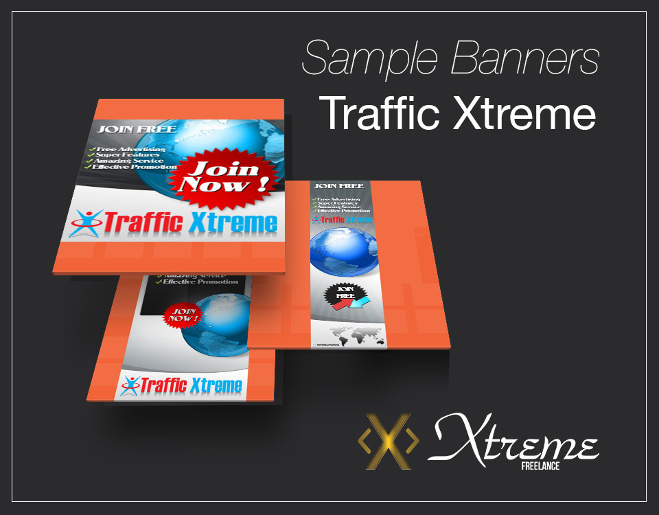 sample banners traffic xtreme