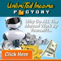 Unlimited Income Factory promo video