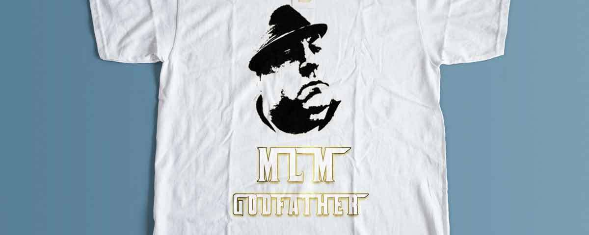 MLM Godfather Logo - Branding