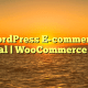 WordPress E-commerce tutorial | WooCommerce | 2016