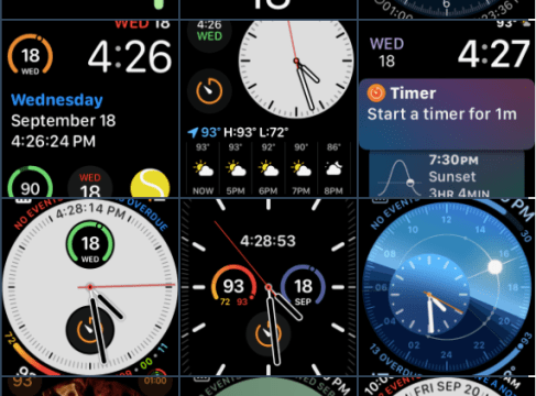 Timely Watch App Complications