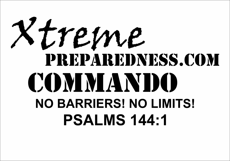 Coming Soon Xtremepreparedness Commando Podcast