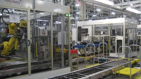 General Motors Flint Engine Operations 1.4L Ecotec Assembly