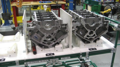 Corvette LSX V8 Engine Blocks