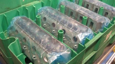 Corvette LSX Cylinder Heads