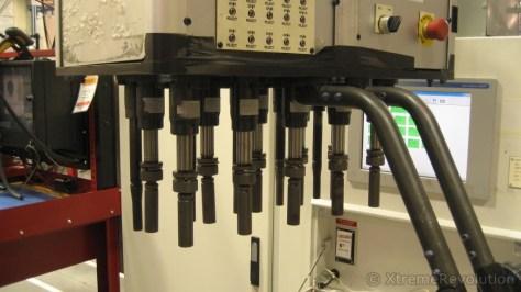 LSX V8 Engine Cylinder Head Machine