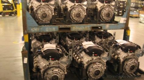 Corvette LS3 Engines