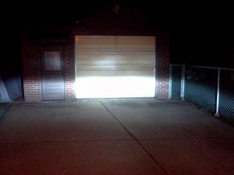 Chevy Cruze HID Headlight Beam