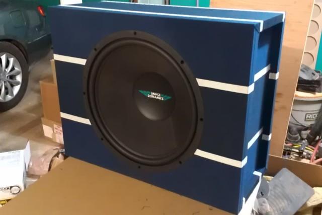 Image Dynamics IDQ15 V2 in custom box