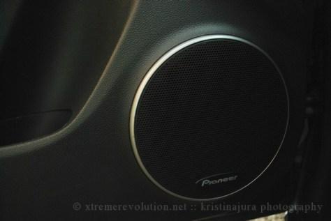 2012_Chevy Cruze LTZ Pioneer Speaker