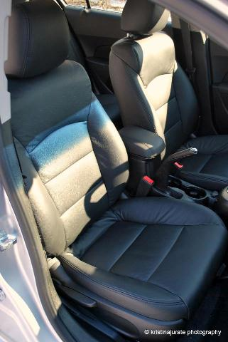 Chevy Cruze Eco Leather Seats