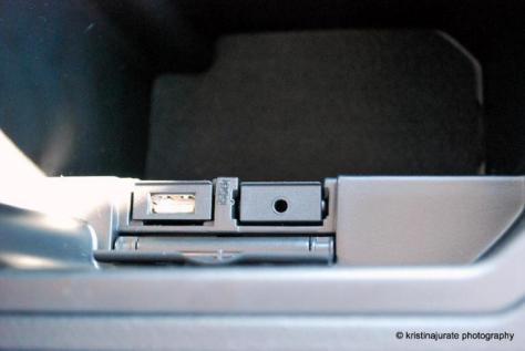 Chevy Cruze Eco iPod USB