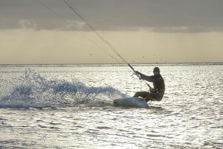BKSA kite surfing