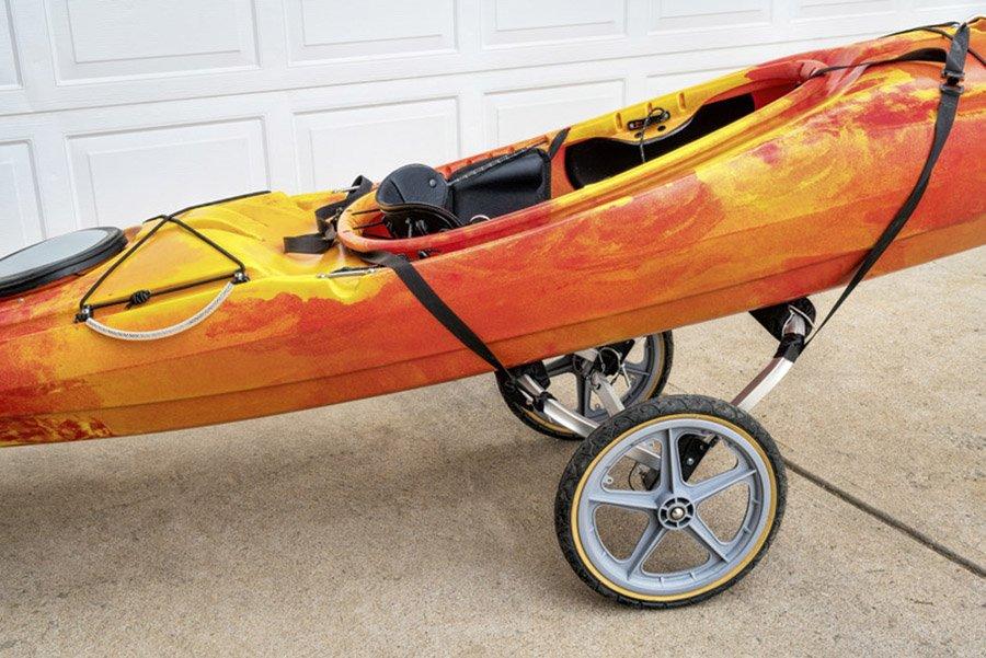 Best kayak carts - guide