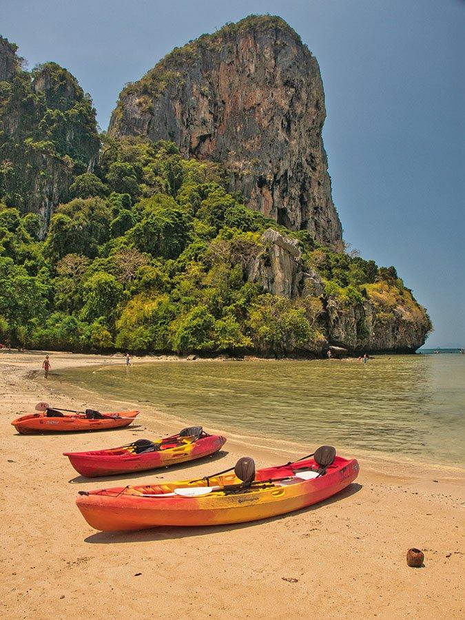 Sit-on top vs Sit-in kayaks - 2