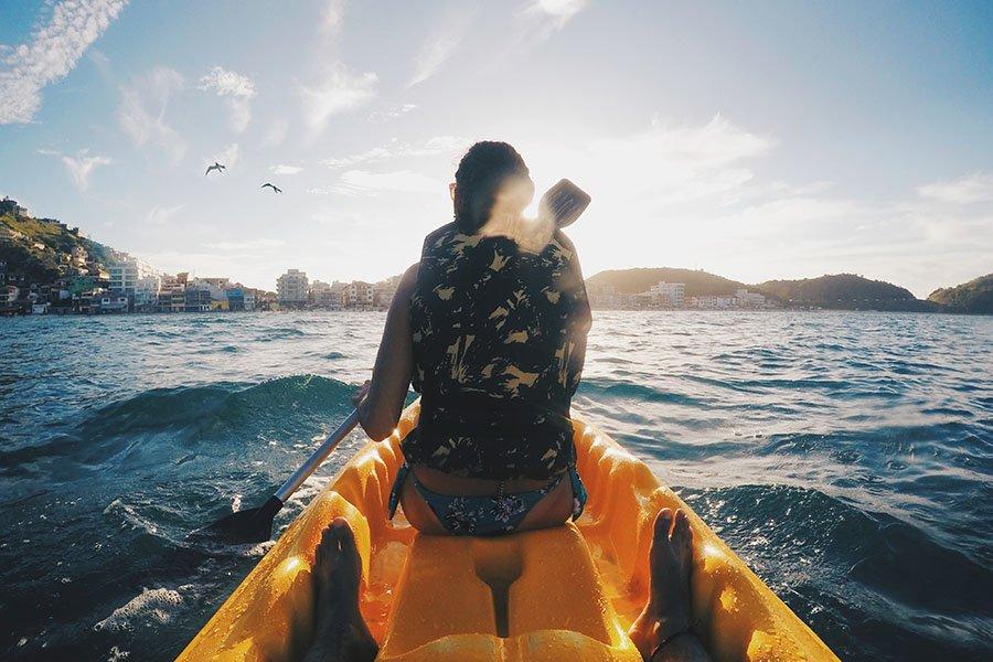Sit-on top vs Sit-in kayaks - 4