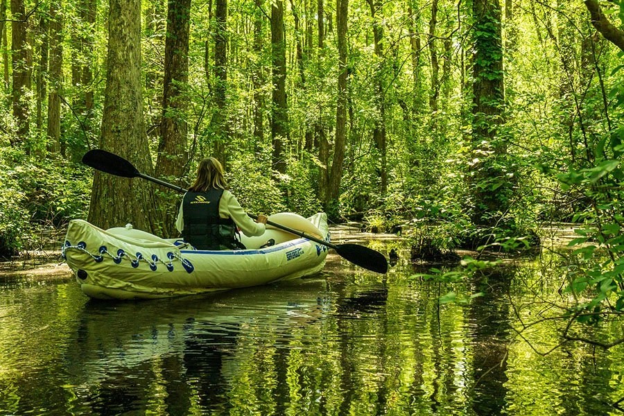 Best inflatable kayaks - guide 2