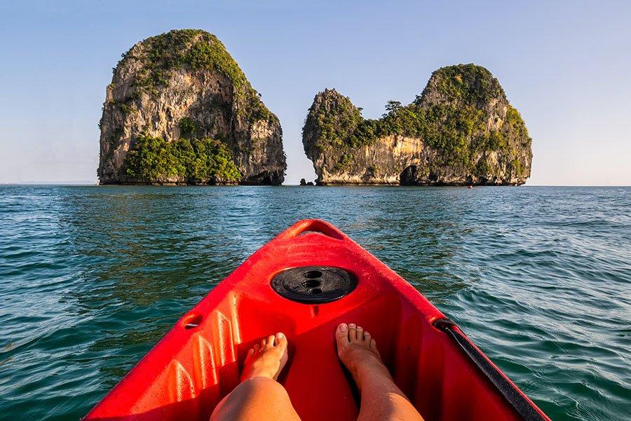 Best kayak canopy - thumb