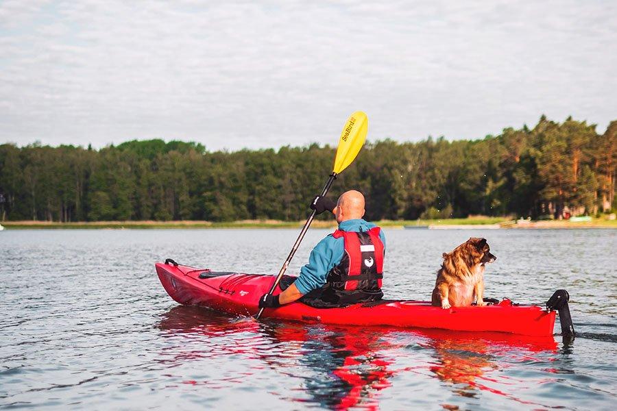 best kayak spray skirts - thumb