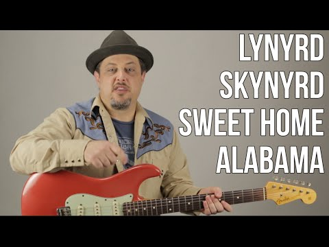 This is technically an easy song to learn and play but what if i make it even. Sweet Home Alabama Lynyrd Skynyrd Guitar Lesson Tutorial Xtremguitar