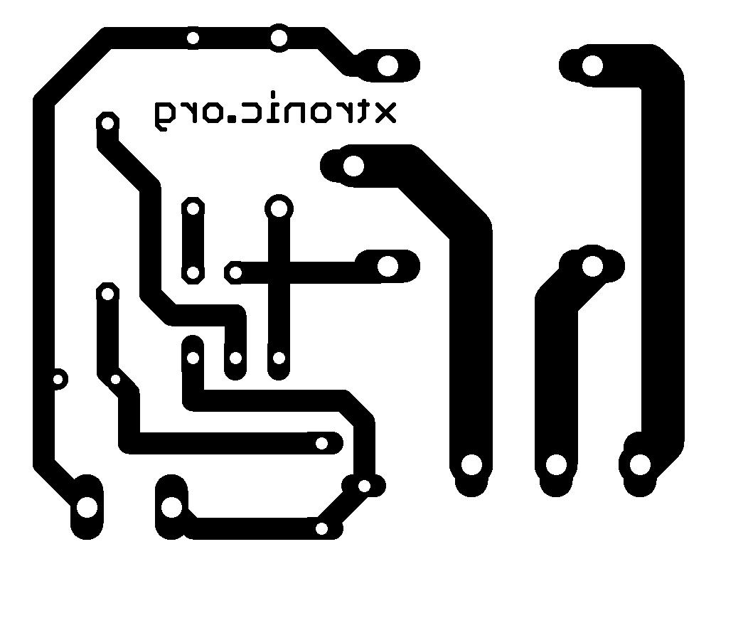 Module Circuit Light Sensor With Ldr Light Dependent