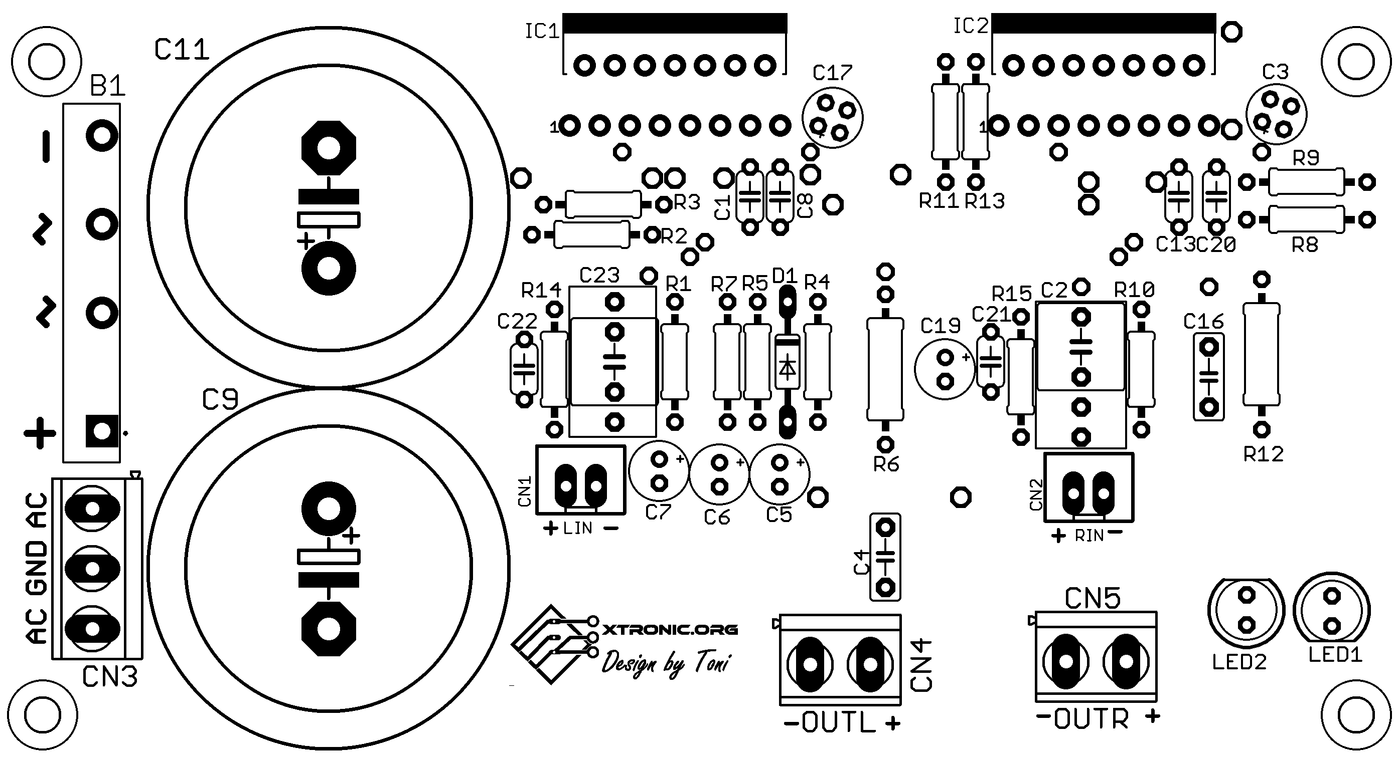 Amplifier Schematics Car Audio