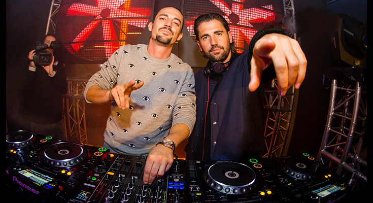 Top 20 Best EDM DJ's of 2019 dimitri vegas and like mike