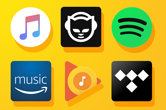 Top 10 Best Music Streaming Services Online | Xttrawave