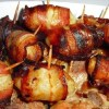 Receita de Batata com Bacon Assada