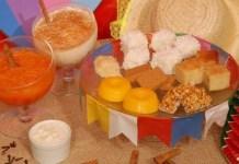13 Doces Tradicionais de festa junina