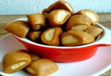 Receita de Biscoito Castorzinho