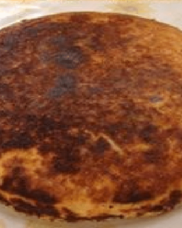 Receita de Bolo de Batata na Frigideira