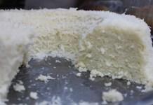 Receita de Bolo de Tapioca Cremoso