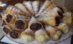 Receita de Canudinho de Baunilha e Chocolate