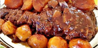 Receita de Carne de panela com cerveja preta na pressão