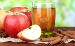 Receita de Chá de maçã e canela ajuda a emagrecer e perder barriga