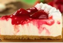 Receita de Cheesecake Rápido