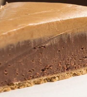 Receita de Cheesecake de manteiga de amendoim