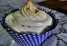 Receita de Cupcake de limão com Merengue