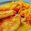 Receita de Filé de Frango com queijo à milanesa