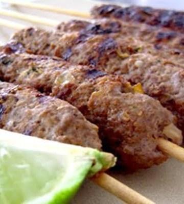 Receita de Kafta de Carne Bovina Assada