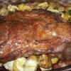 Receita de Lombo de Porco com Castanhas