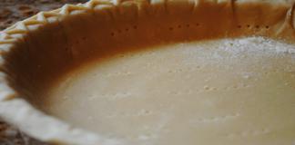 Receita de Massa de torta sem glúten simples